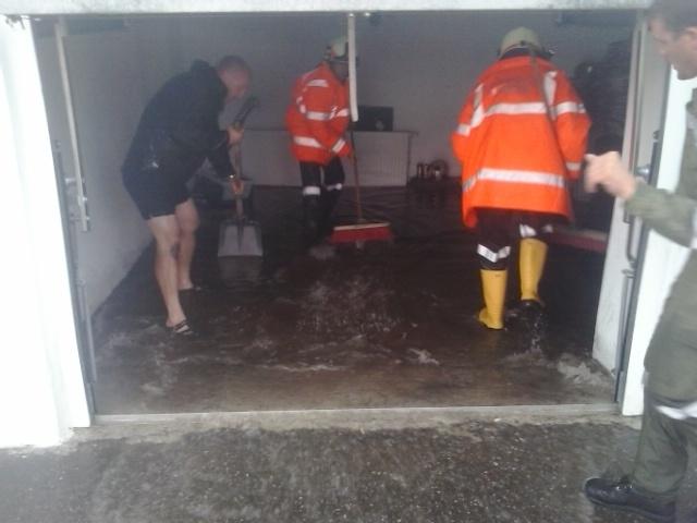 Einsatz 24.07.2014 - Hochwasser KF (3)