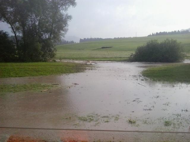 Einsatz 24.07.2014 - Hochwasser KF (6)
