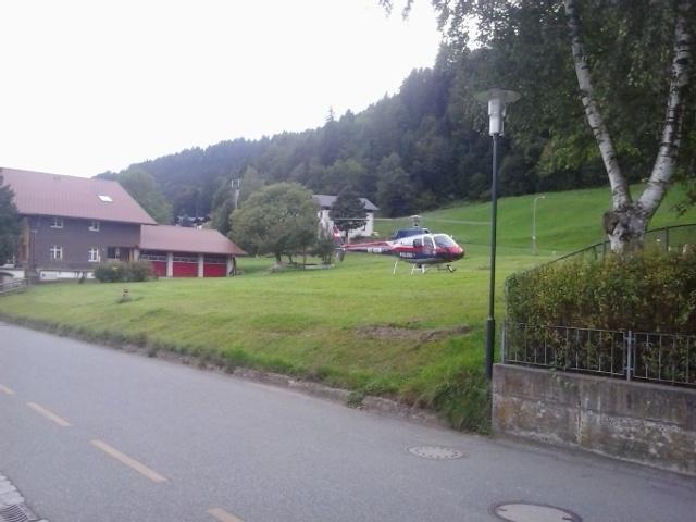 Einsatz 12.08.2014 - Suchaktion (2)