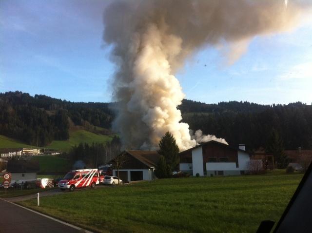 Einsatz 13.12.2014 - Brand Baldauf - Raich Gregor (14)