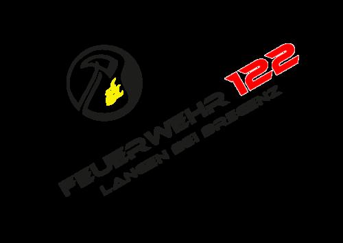 Freiwillige FEUERWEHR  LANGEN BEI BREGENZ Logo